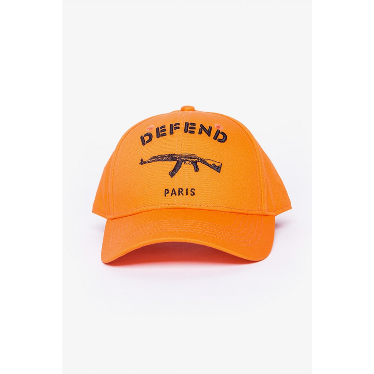 BASIC CAP ORANGE